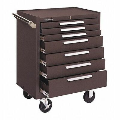 Kennedy 277xb 27w Tool Cabinet 7 Drawers Brown 18d X 35h
