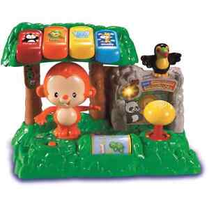 Vtech Laugh & Learn Interactive Zoo