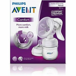 Avent Manual Breast Pump: Brand New Never Open