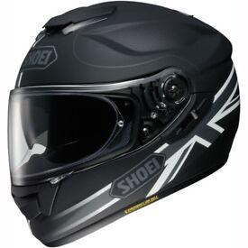 Full face shoei GT AIR motorcycle helmet