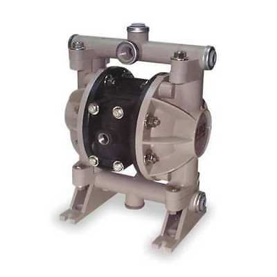 Aro 66605j-388 Double Diaphragm Pump Polypropylene Air Operated Urethane 13