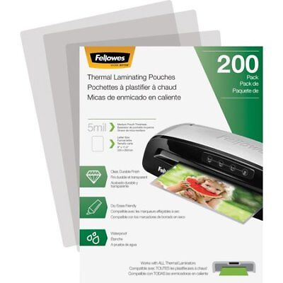 Fellowes Thermal Laminating Pouches
