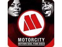 Motorcity - Motown Soul Funk Disco Rock 'n' Roll!