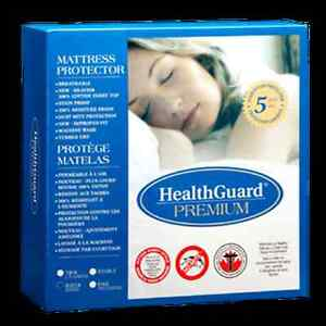 HEALTH  GUARD MATTRESS PAD