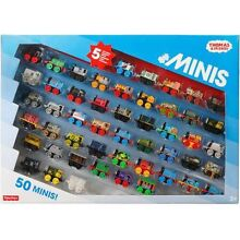 Thomas and Friends Minis Collection of 50 - with 5 Exclusive Warrior M Canterbury Canterbury Area Preview
