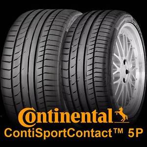 NEW Mercedes GLE 285/40R22 + 325/35R22 Continental CSC5P Tyres Preston Darebin Area Preview