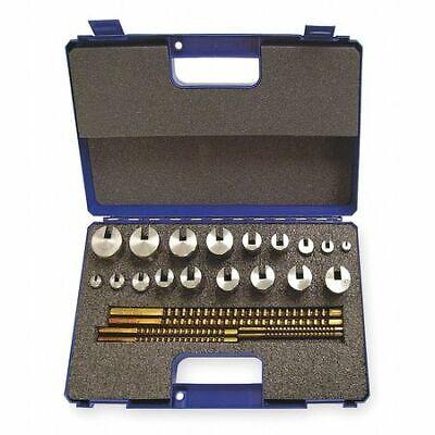 Hassay Savage Co. 15440 Keyway Broach Set40 Metric