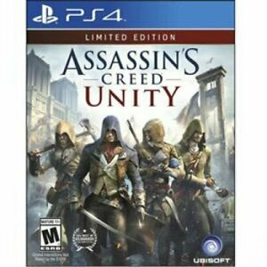 PS4 Game - Assassin's Creed Unity (Used)
