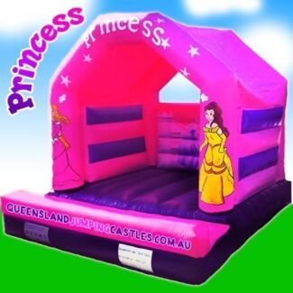 $ 169 = ALL DAY JUMPING CASTLE HIRE Brisbane South Free Delivery* Cannon Hill Brisbane South East Preview