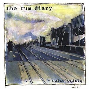 Audio CD Noise Prints - Rum Diary - Free Shipping