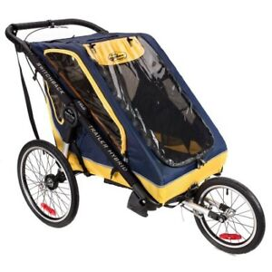 Baby Jogger pliable, (2 places)