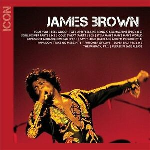 Icon-James-Brown-CD-Sealed-New