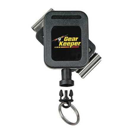 Gearkeeper Rt4-5850 Key Retractor,Small,Belt Clip,36Inl