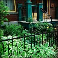 Qualified Gardener Available (MONTREAL)