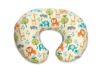Boppy breastfeeding nursing pillow