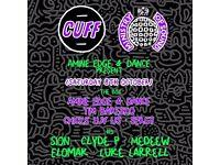 CUFF: AMINE EDGE & DANCE
