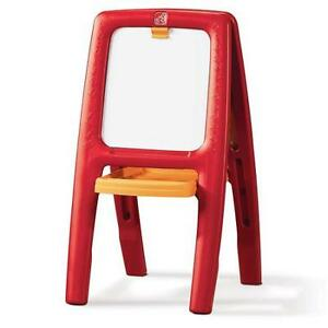 Step2 Easel for Two plus childrens books and toys for sale...