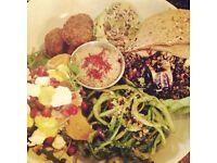 CDP, Healthy cafe', Knightsbridge