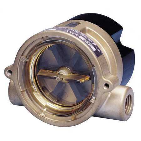 GEMS SENSORS RFO, 194761 Flow Rate Monitor,Rotor,30 GPM Max