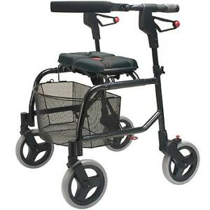 NeXus Series III Rollator Walker- Very Good Condition!  NeXus S