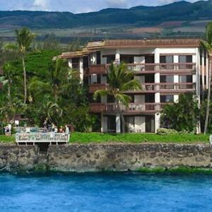 two-­bedroom Hono Koa resort condominium for Dec 6-13