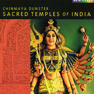Sacred Temples Of India CD by Dunster Chinmaya