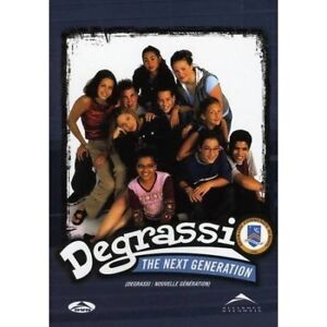 WANTED: Degrassi The Next Generation seasons
