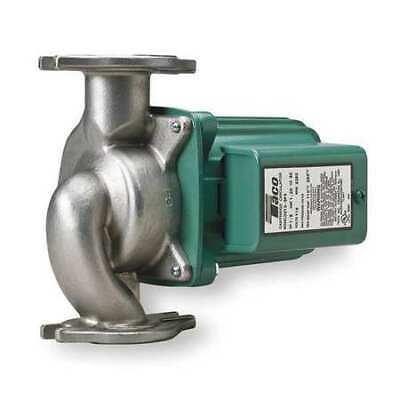 Taco 008-sf6 Potable Water Circulating Pump 125 Hp 115v 1 Phase Flange