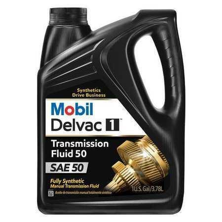Mobil 122208 Mobil Delvac Syn Transmission 50, 1 Gal