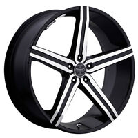 22 inch VERSANTE WHEELS WITH LOW PRO TIRES- FULL SET $1990!
