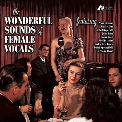 Various Artists - The Wonderful Sounds Of Female Vocals CD CAPP122SA