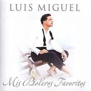 Luis Miguel CD