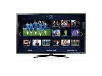 """Samsung 40"""" Smart Tv slim design free delivery"""