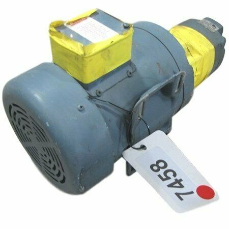 USED DELTA POWER HYDRAULIC 10.9 GPM PUMP - MODEL A27