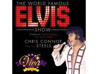 Chris Connor: The World Famous Elvis Presley Tribute Show