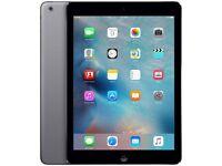 Apple IPad Air 16gb WIFI Space Grey