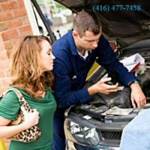 "Mike Mobile Mechanic ""M.M.M."" 416-477-7458"""