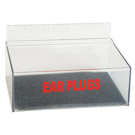 Zoro Select 3Tcn5 Reusable Ear Plugs With Dispenser, Wall Mount, Capacity: 100