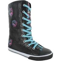 monster high girls boots size 3 brand new