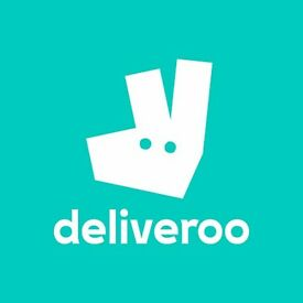 Deliveroo Bicycle Couriers - Delivery Rider Job - Upto £16 p/h
