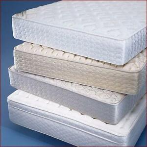 MATTRESSES ON  SALE.. HUGE WAREHOUSE SALE....CALL 4167437700