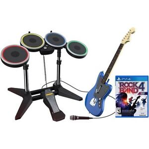 Rock Band Rivals Band Kit for PS4
