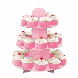 Cupcake Stand-Decorate To Your Taste-Parties-Showers-NEW