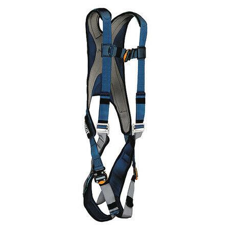 3M DBI-SALA 1107977 ExoFit Vest-Style Harness, L 420 lb.