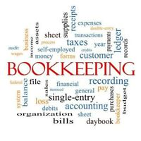 Bookkeeping/Accounting Services