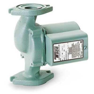 Taco 005-f2 Hvac Circulating Pump 135 Hp 115v 1 Phase Flange Connection