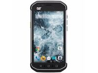 "Caterpillar Cat S40 Rugged Smartphone Black 4.7"" 16GB 4G Dual SIM Unlocked * BRAND NEW * BUILDERS *"