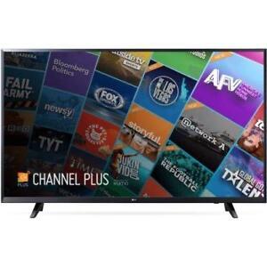 "LG 49"" 4K UHD LED WEBOS 3.5 SMART TV (49UJ6200)"