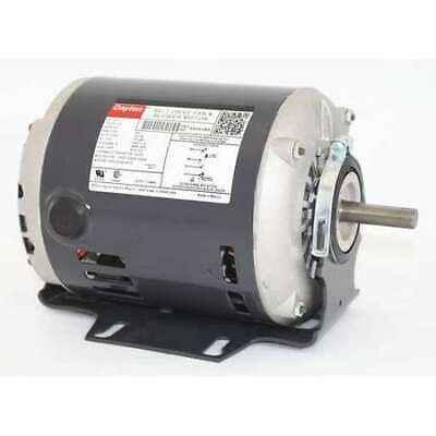 Dayton 6k551 Motor16 Hpsplit Ph1725 Rpm115 V
