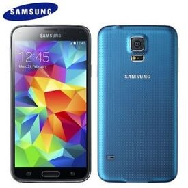 SAMSUNG S5 BLUE